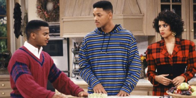 El Principe de Bel Air Hilary Will Carlton