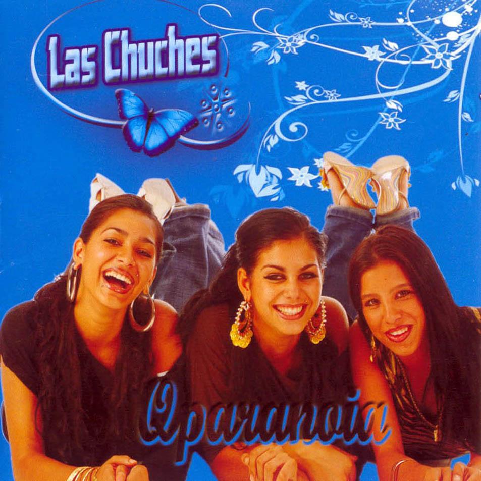 Las_Chuches-Qparanoia