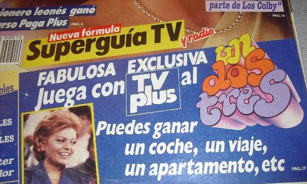 tv plus un dos tres