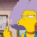 Cuando acusaron a 'Los Simpson' de incitar al tabaco