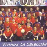 El disco del deporte de Operacion Triunfo