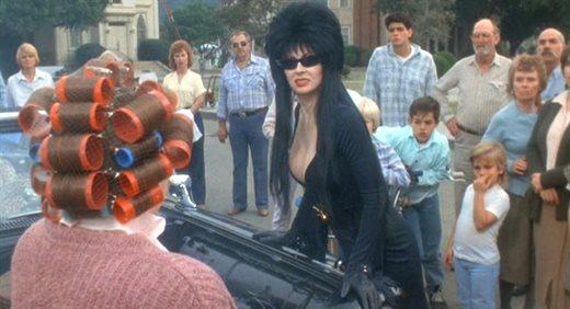 Elvira reina de las tinieblas