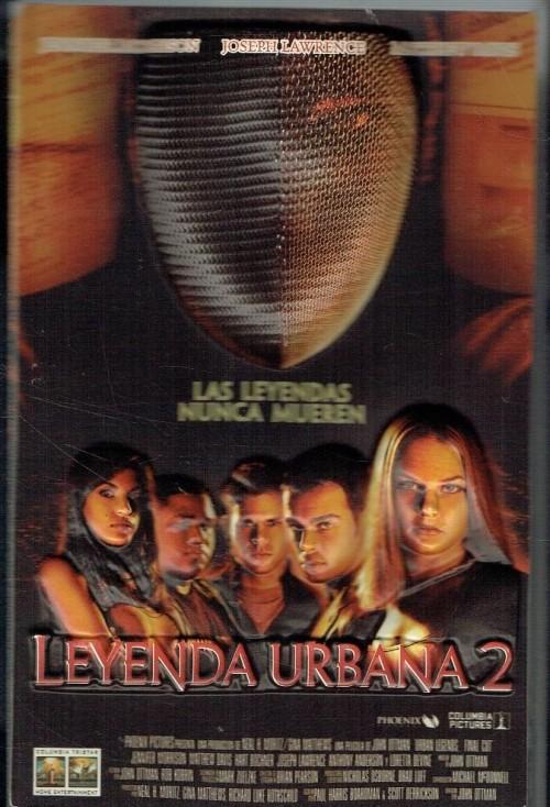 Leyenda Urbana VHS