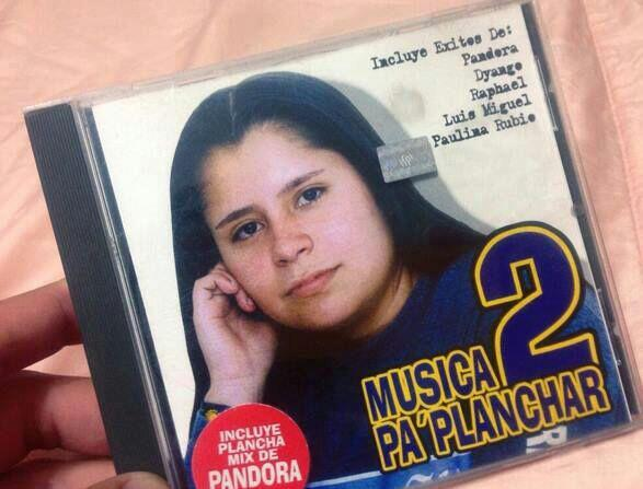 musica para planchar volumen 2 pandora