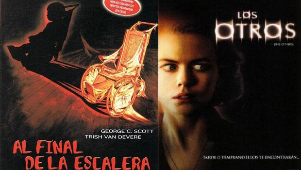¿Son 'Al final de la escalera' y 'Los otros' la misma película?