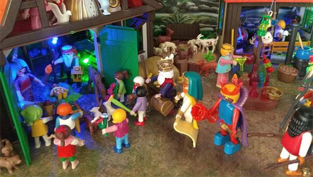 Belén de Playmobil: Ideas para montar el tuyo (y ser único)