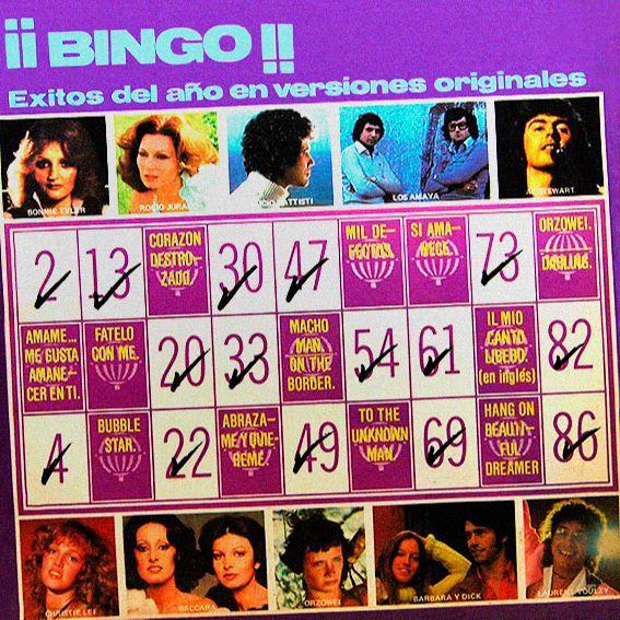 bingo disco exitos del año