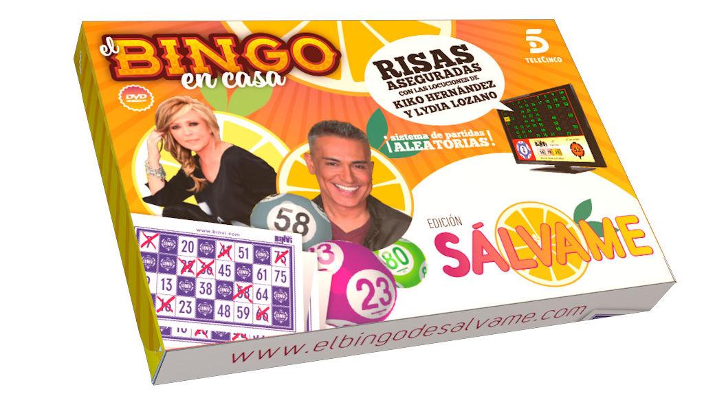 bingo salvame