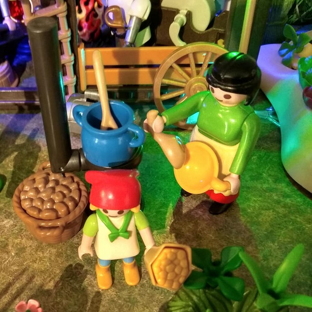 castanera belen playmobil ideas