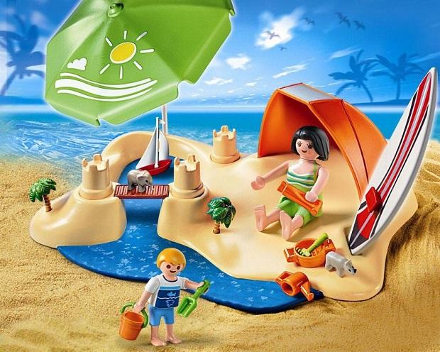 playmobil playa