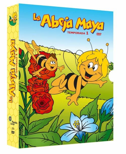 la abeja maya dvd