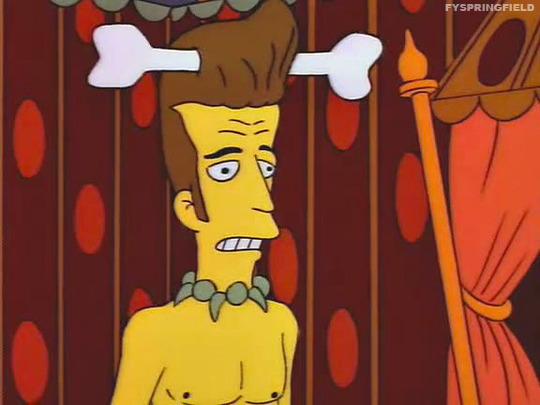 Los Simpson Luke Perry