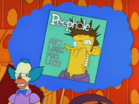 Luke Perry Los Simpson