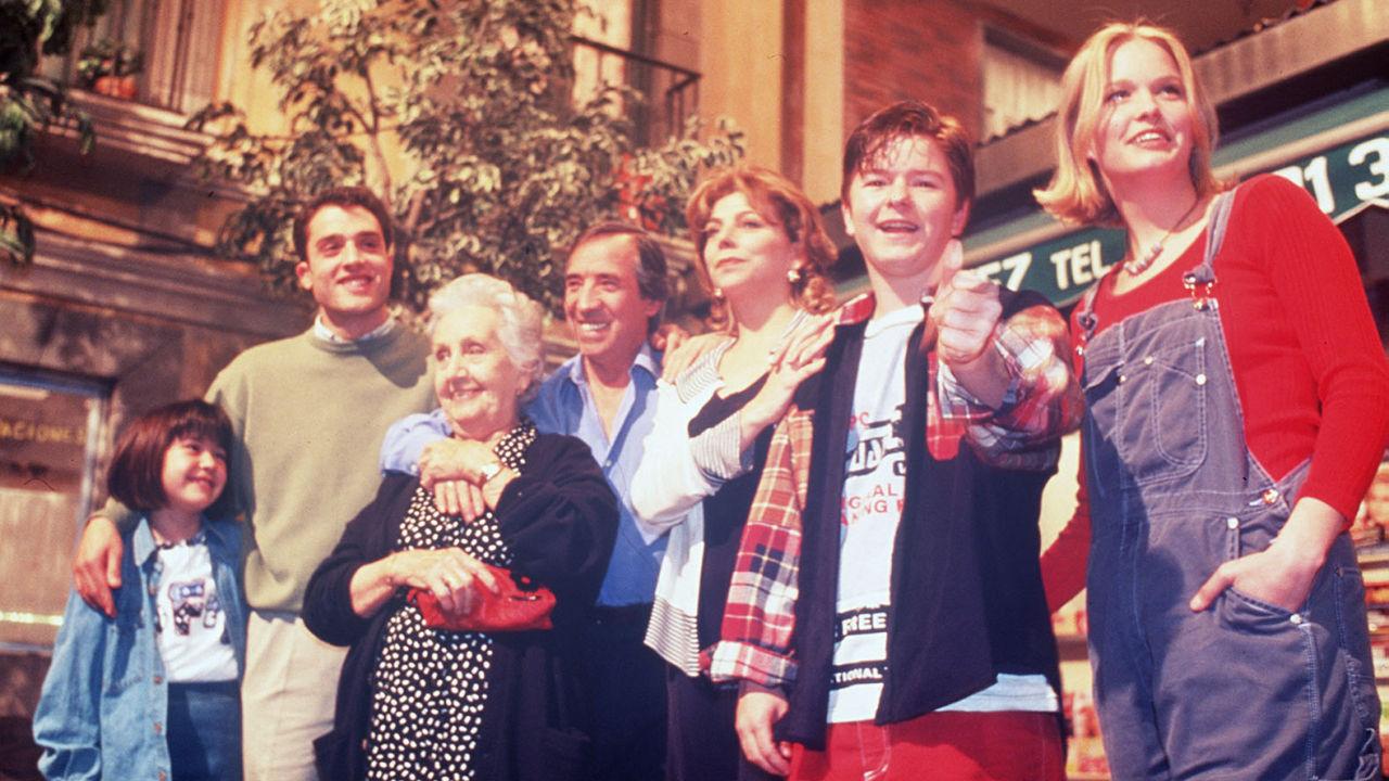'Menudo es mi padre', la serie de El Fary (que tuvo un remake portugués)