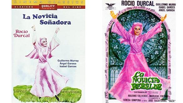 Si yo fuese monja también vestiría de rosa