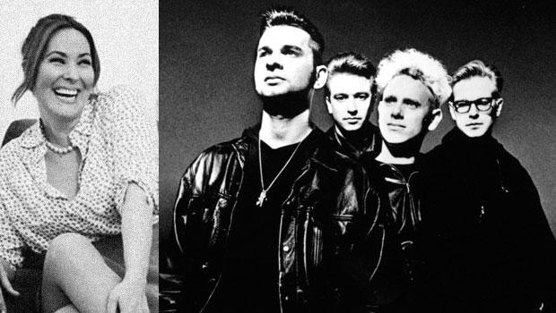 ¿Se inspiró Rosario Mohedano en Depeche Mode para su último single?