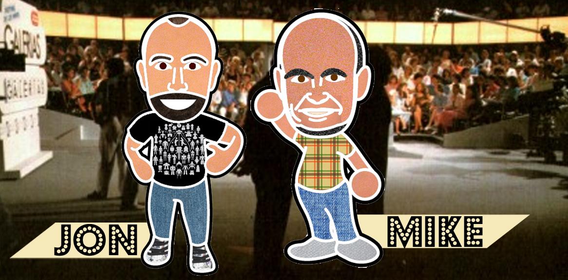 JoniPod y Mike Medianoche by @_Jai_Me_