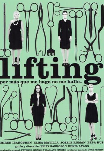 Programa de mano de Lifting