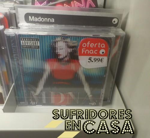 Los discos de Marta Sánchez valen más caros