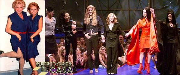 Madonna tiene más travestís imitadores que Mayra
