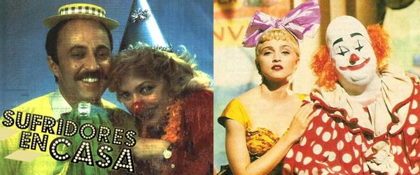 Porque Mayra y Madonna tienen su lado divertido