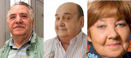 Juan Piquer Simón, Juanito Navarro y María Elena Walsh