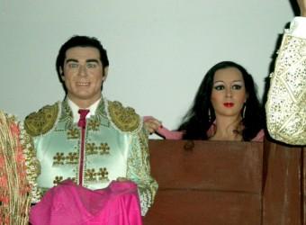 En el Museo de Cera han retirado la figura de Isabel Pantoja...¿o es M Ángeles de Camela?