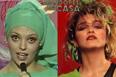 Mayra tenía más presupuesto para pañuelos verdes en la cabeza que Madonna