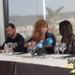 """Entrevista a Pepa Rus: """"Para mí es perfecto almorzar y cenar viendo Los Simpsons"""""""