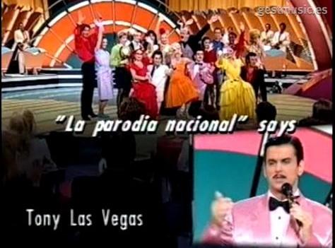 Tony Las Vegas luego presentó con Gestmusic Operación Tony Manero. Hace poco, intentó entrar en La Voz