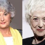 Recordando a Bea Arthur, Dorothy en Las Chicas de Oro
