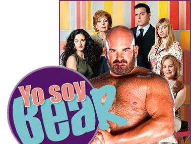 Imágenes promocionales de la serie