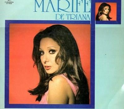 Éste es el disco de ella que siempre ha estado por casa