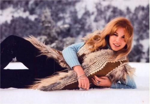 Karina, que ya estuvo 'Frozen' mucho antes que Madonna