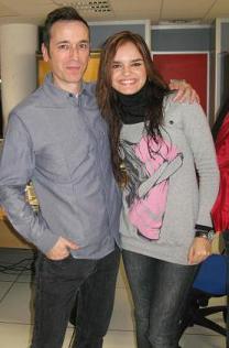 Mauro Canut, con Melody, sin los Vivancos