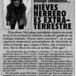 Leyendas Urbanas: De famas y moralejas (I).