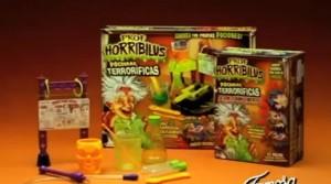 Ideal para jugar mientras ves Buenas Noches Señor Monstruo