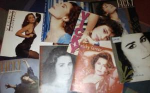 Mi colección de vinilos...posa, que algo queda